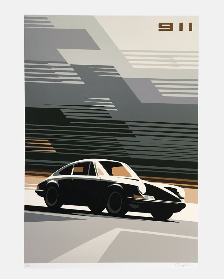 911 SWB | guy allen illustration