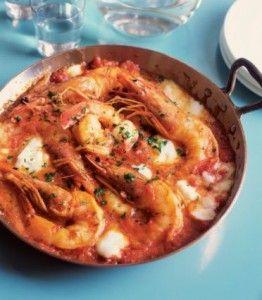 #recette du colombo de crevettes !