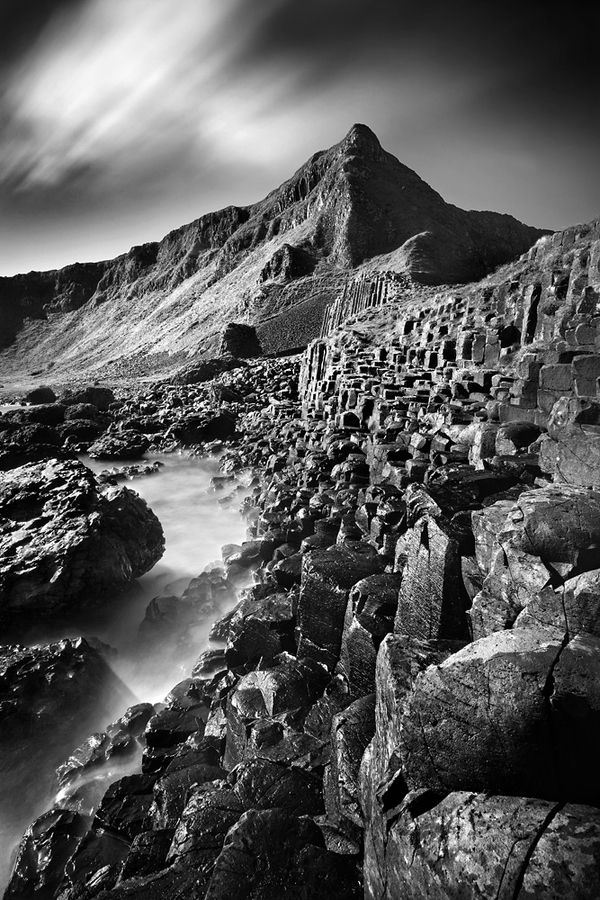 The Giants Causeway - Northern Ireland