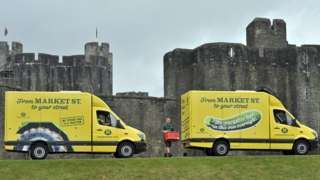 Morrisons to expand home delivery service after new Ocado deal