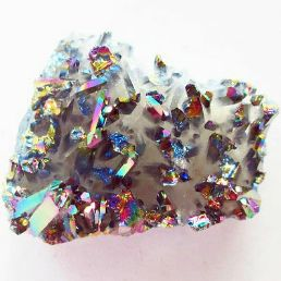 Angelic Enchantments - Image Gallery  http://www.etsy.com/shop/AngelicEnchantments  Titanium Druzy Agate