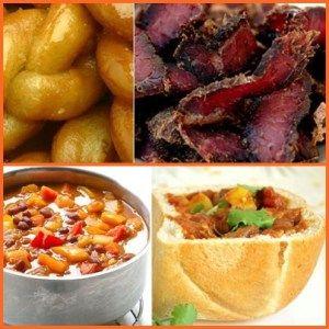 Dél-afrikai ételek és éttermek - biltong
