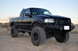 2003 Ford Ranger Edge Plus 4x4 by camodown http://www.truckbuilds.net/2003-ford-ranger-edge-plus-4x4-build-by-camodown