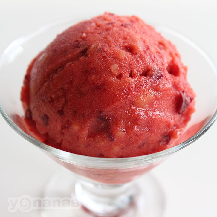 Peach Cherry Yonanas Recipe