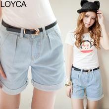 Короткие джинсовые шорты опт