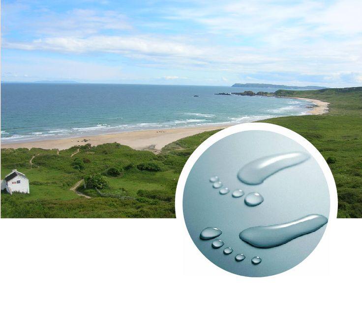 Plaża w Irlandii