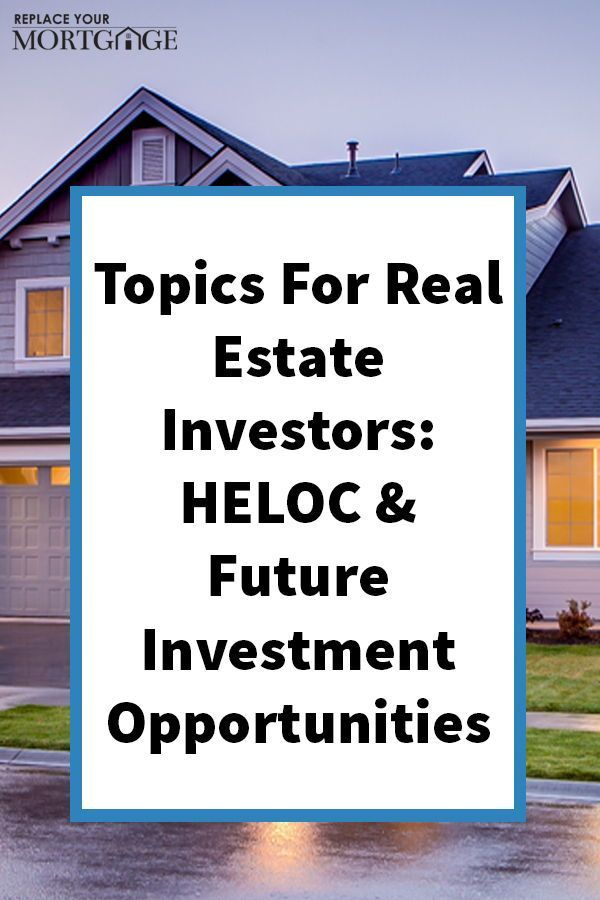 If You Are A Real Estate Investor Or Looking Into Starting A Real Estate Business Then You Need To Understand Home Equity Lin Heloc Home Equity Line Investing