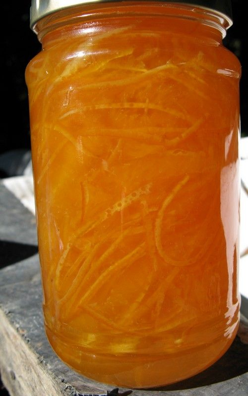 Through My Kitchen Window: Orange Marmalade The Old Fashioned Way.