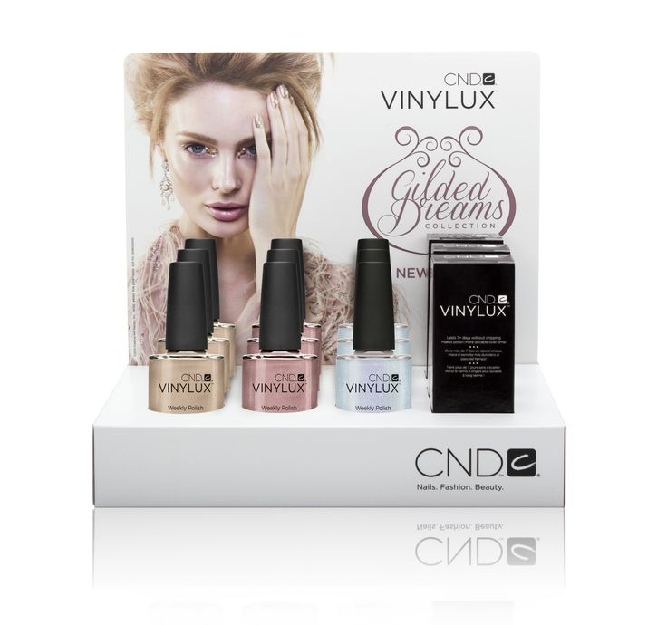 CND™ Gilded Dreams Collection