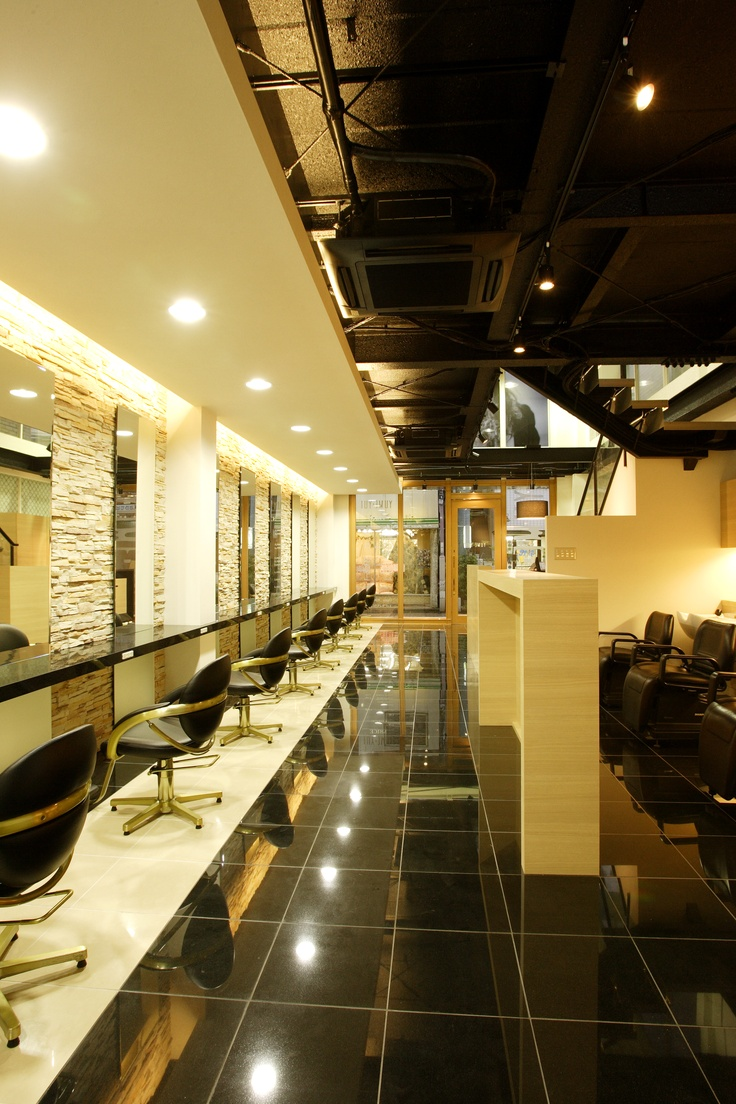 17 best images about hair salon design on pinterest best for Beauty salon designs for interior