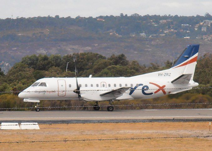 Airline:  Regional Express Airlines Aircraft: Saab 340 Age: 20.1 Years Route: YPPH-YABA Location: Perth Airport (PER) Extra Info: This Saab formally flew with American Eagle  Tags: #saab #saab340 #per #vhzrz #qantas #regionalexpress #westernaustralia #perthairport #ypph #420 #mensfashion #avgeek #instagood #airport #rottnestisland #like #follow #likeforlike #instagramaviation #followforfollow by wa_planes http://ift.tt/1L5GqLp