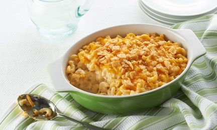 VELVEETA® Down-Home Macaroni & Cheese recipe