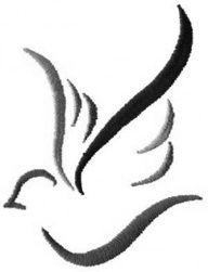 dove tattoo....cute and simple tattoo