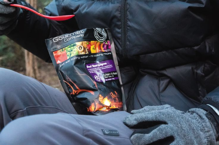 Blog post outdoor camping food