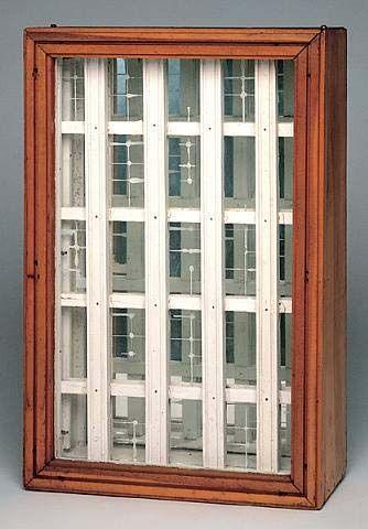 Joseph Cornell, Untitled (Windows), 1940