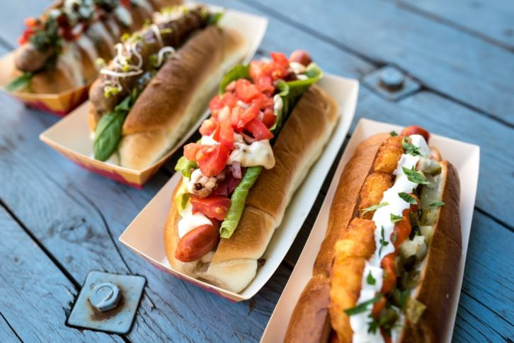 Sausage Party: BudDog offers Hungarian-style hot dogs at Rombusz | WeLoveBudapest.com