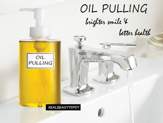 What is Oil pulling - benefits, tips and method