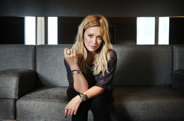 Hilary Duff Set To Star In Upcoming Sharon Tate Movie, 'The Haunting Of Sharon Tate'