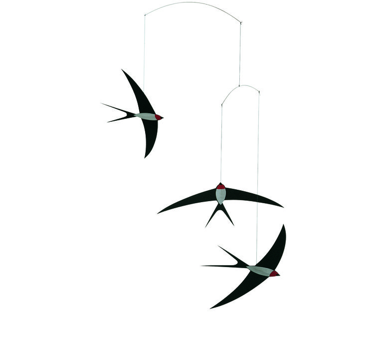 Swallow Mobile by Flensted Mobiles
