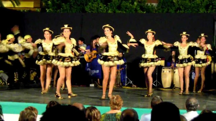Ballet Folklórico de Temuco-Bafote, de Chile