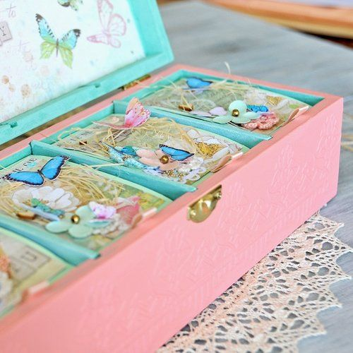 The 29 best unique handmade gifts for moms and babies images on handmade baby girl gifts newborn keepsake box baby babykeepsake handmade butterfly negle Choice Image