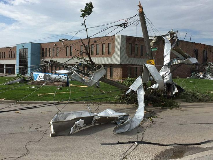Tornadoes leave destruction and 'overwhelming' shock in their wakes