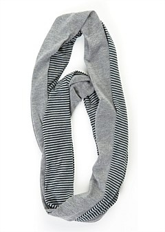 Virtu Drifters Loop Scarf $19.95 #fashion #plussize #winter