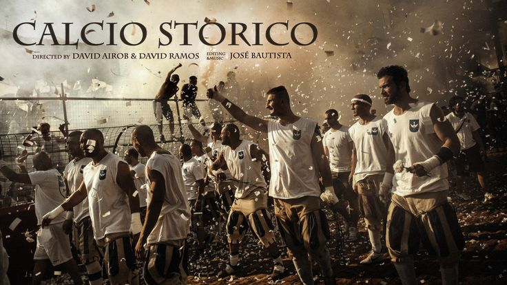 Calcio storico - Italian with English subtitles. Documentary. Calcio Storico Fiorentino is an early form of football, originating in the 1500s, which is still played today in Florence, Italy.