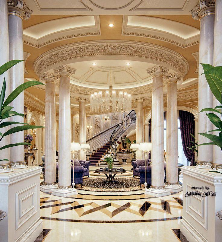 25+ Best Ideas About Mansion Interior On Pinterest