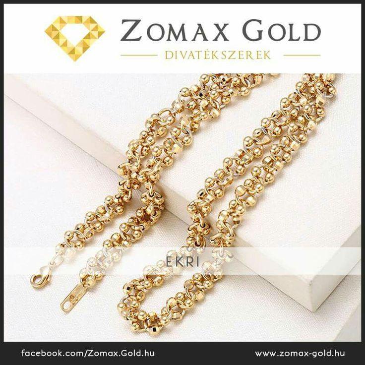 Zomax-Gold divatékszerek, tob ékszerek a honlapunkon: www.Zomax-Gold.hu