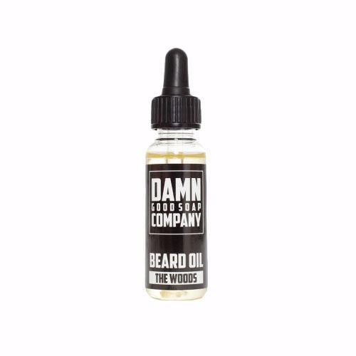 Olejek do brody The Woods Damn Good Soap Company #beard #beardcare #BeardManPL