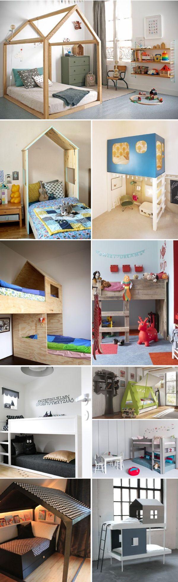 quarto de criança montessori