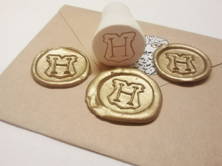 For wax sealing your letters .  Make a stamper in under 180 minutes by constructing with air dry clay. Creation posted by Pam. Difficulty: 4/5. Cost: Cheap.