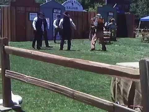 Gunfight at OK Corral Prescott AZ Rodeo