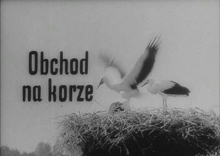 OBCHOD NA KORZE - Ján Kadár, Elmar Klos (1965) // The Shop on Main Street