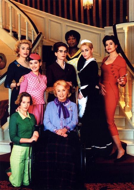 8 Femmes (french)