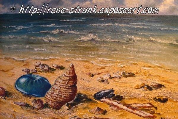 René Strunk houdt zich al 40 jaar bezig met sport, klassieke muziek en schilderen. De ervaring is opgedaan door het gewoon te doen, naar andere schilders te kijken en boeken te lezen over schildertechnieken. Hij vindt het een uitdaging om in landschappen licht, weer of sfeer vast te leggen. Zie ook http://www.em-ha-em-art-productions.nl/mainport/kunstenaars/renestrunk/