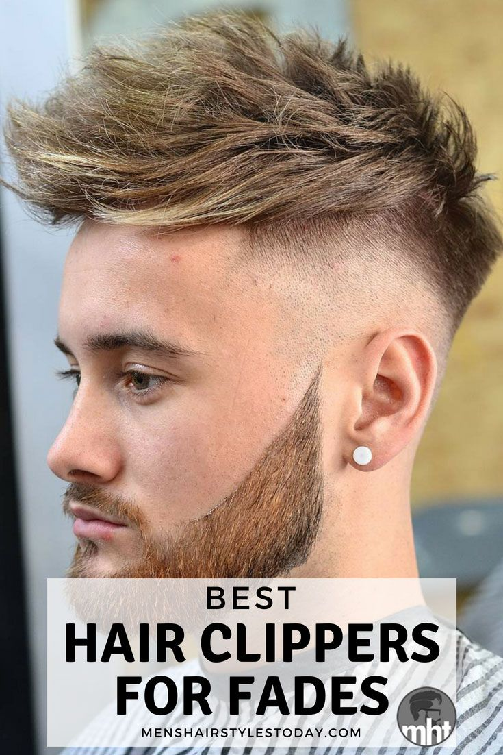 12 Best Hair Clippers For Fades (12 Guide) (With images)  Types