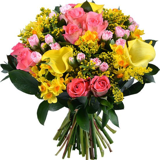 Les 113 meilleures images du tableau nos bouquets de for Envoi bouquet