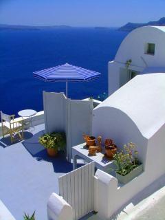 Santorini Free Stock Photo
