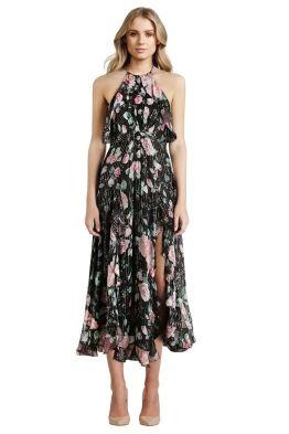 OAKS DAY Zimmermann - Master Flute Floral Dress - Front