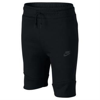 De Nike Tech Fleece 816280 011korte broek voorjongens is een comfortabele sportieve short gemaakt van zacht, isolerend materiaal. De korte broek voor kinderenheeft een steekzak op de linker broekspijp en een grote naadloze zak met rits op de rechter broekspijp die een veelzijdige opbergruimte biedt. Op de linker broekspijp zit een klassiek Nike logo.