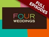 "TLC :: TV Listings :: Four Weddings ""...and a wild goose"" episode. Loving Community Vows. Guests pronounce husband and wife!"