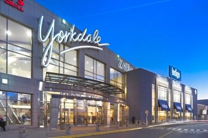 Yorkdale Mall Plus De 240 Magasins Pottery Barn Amp Crate