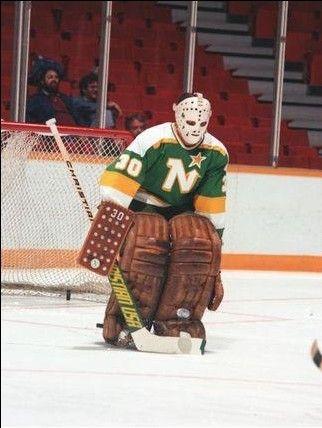 Putting up a wall by Jim Craig - Hockey Goalie