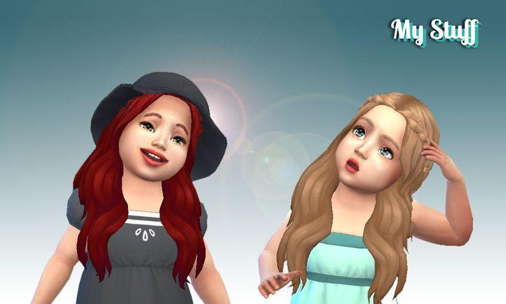 Mystufforigin: Sensitive Hair for Toddlers - Sims 4 Hairs - http://sims4hairs.com/mystufforigin-sensitive-hair-for-toddlers/