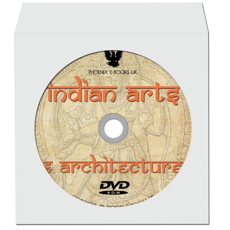 INDIAN ARTS & Architecture 41 Vintage Books pdf on DVD-Rom, India Art, Buddhist Art, Indian Textiles, Hindu Art by PhoenixEbooksUK on Etsy
