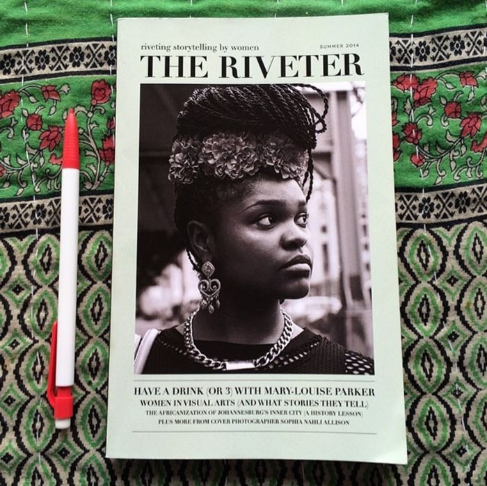 The Riveter Magazine: Longform Storytelling by Women by The Riveter Magazine — Kickstarter