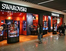 Swarovski - Wikipedia, la enciclopedia libre