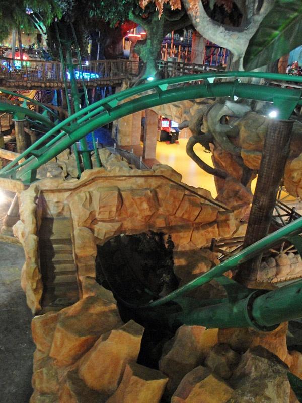 Amusement park accidents